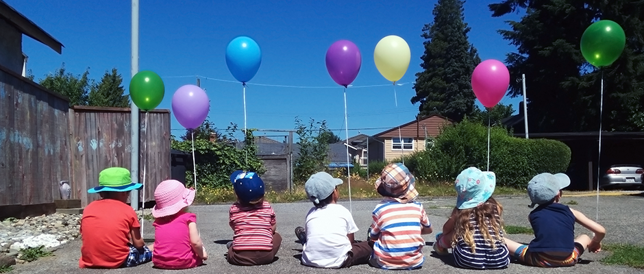 Our Burnaby daycare.